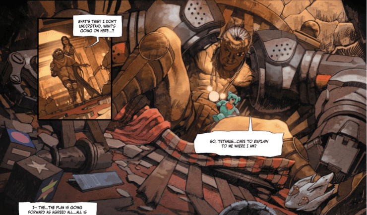 The Metabaron: Book 1 Review