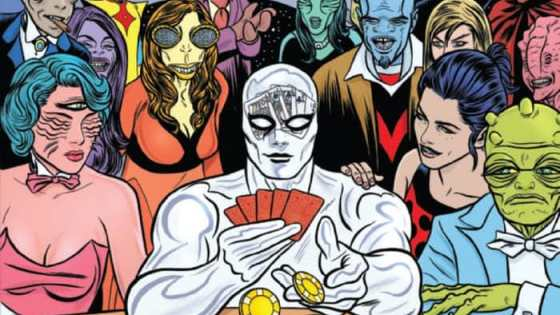 The sheer amount of spectacle Dan Slott and Mike Allred have given us with this series is uncanny. The character and the art that comes with it is a joy and Silver Surfer's budding relationship with Dawn is endearing and romantic. Let's check out the latest issue though, is it good?