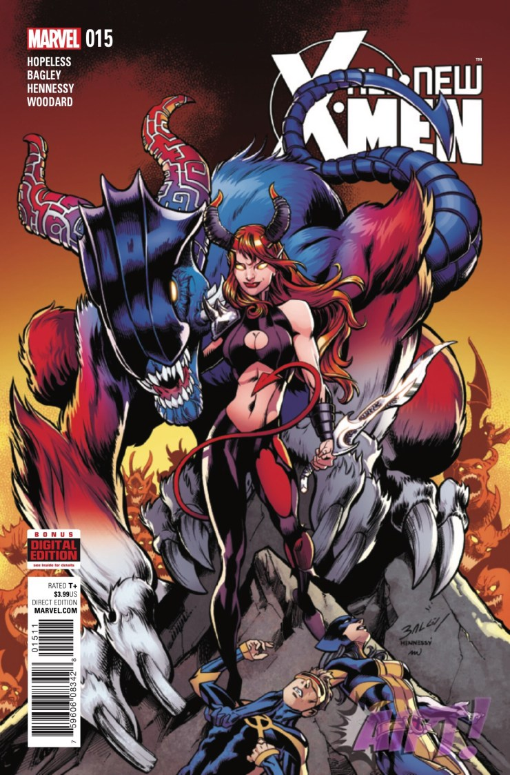 All-New X-Men #15 Review