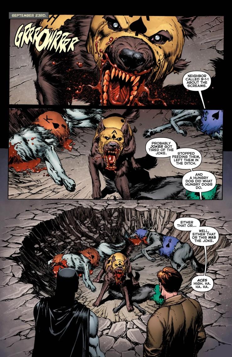 Batman Annual #1 Review
