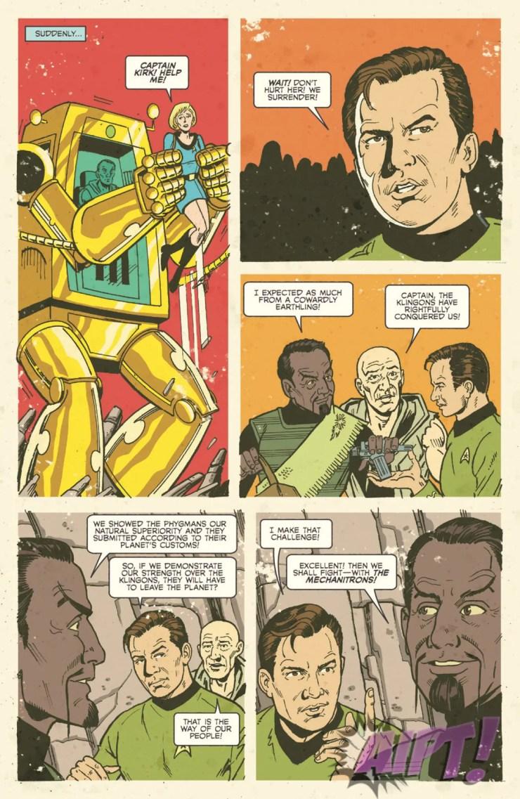 Star Trek: Waypoint #2 Review