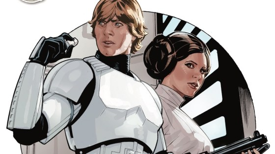 Rebel crew vs. SCAR Troopers for the fate of the Harbinger! PLUS: An all-new Artoo-Deetoo adventure!