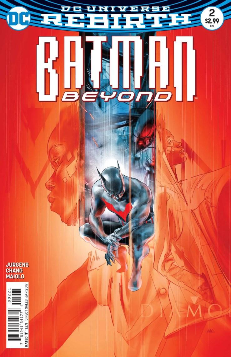 Batman Beyond #2 Review