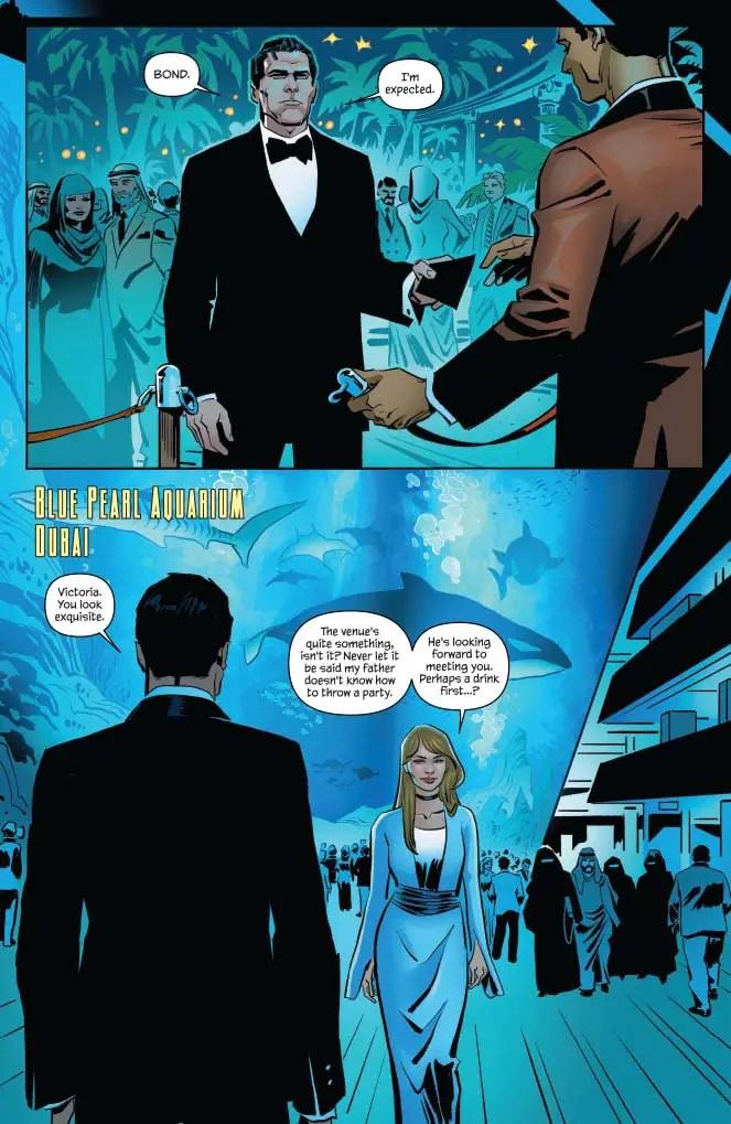 James Bond: Hammerhead #2 Review