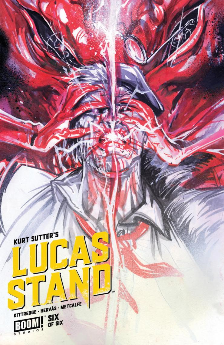 Lucas Stand #6 Review