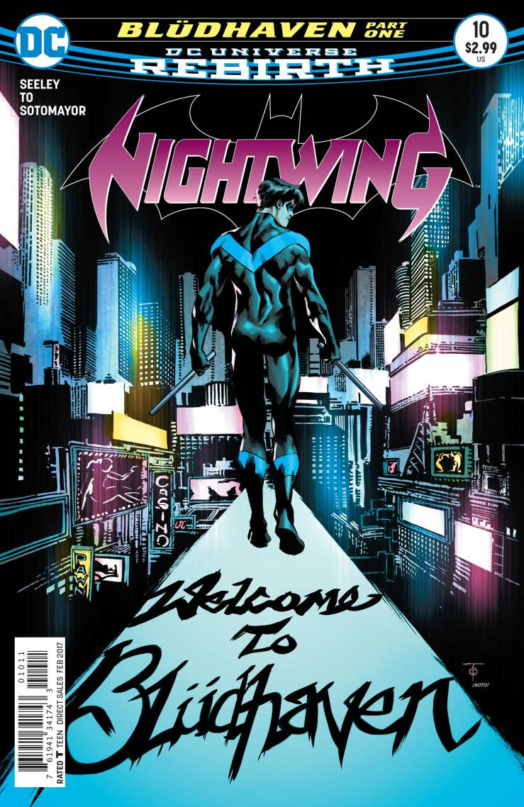 Nightwing #10 Review