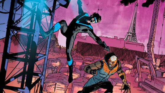 Nightwing #8 Review