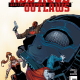 "So far this series has been mostly about Red Hood, but the ""Outlaws"" part is slowly weaving itself in. Bizarro has reared his head and Red Hood is attempting to get him on his side...can he do it without dying? Is it good?"