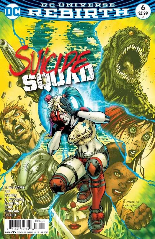 Suicide Squad #6 Review