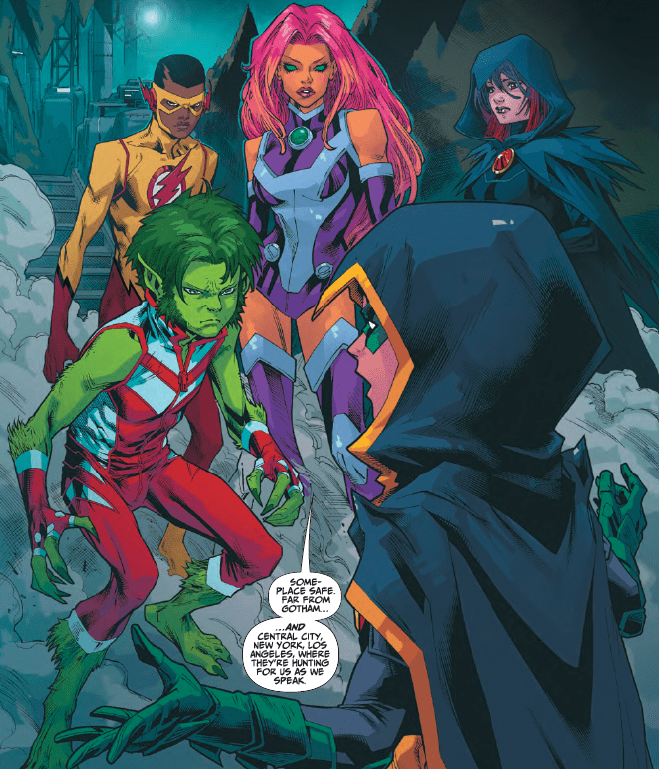 Teen Titans #2 Review