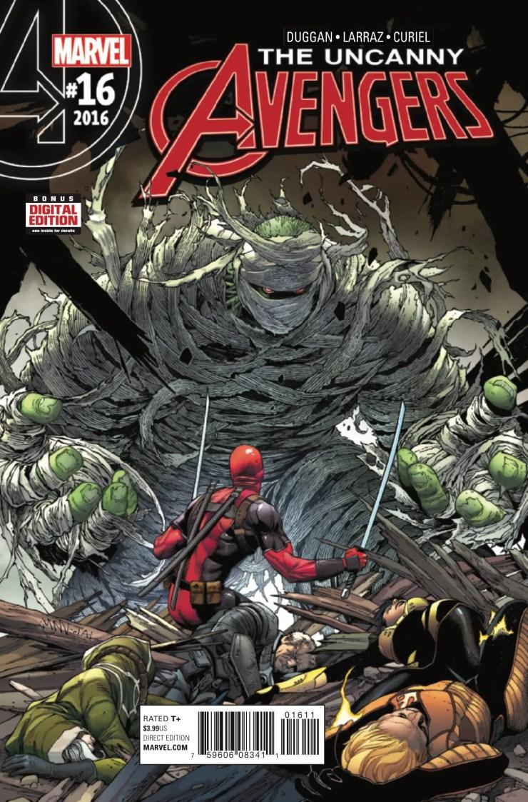 Uncanny Avengers #16 Review