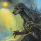 After a fantastic opening chapter, the last two issues of Godzilla: Rage Across Time made me want to travel back to a few months ago and take it off my pull list. This week, however, we get a tale about Hannibal crossing the Alps into Rome. If you're into ancient military history (and Godzilla) then this should could be a lot of fun…