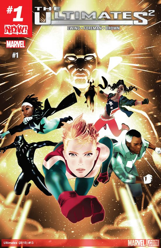 The Ultimates 2 #1 Review