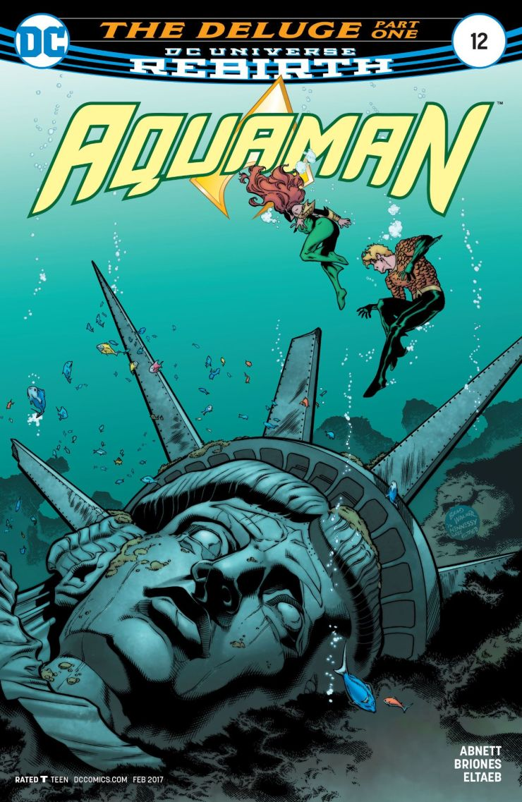 Aquaman #12 Review