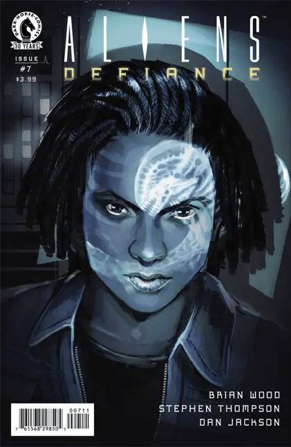 Aliens: Defiance #7 Review