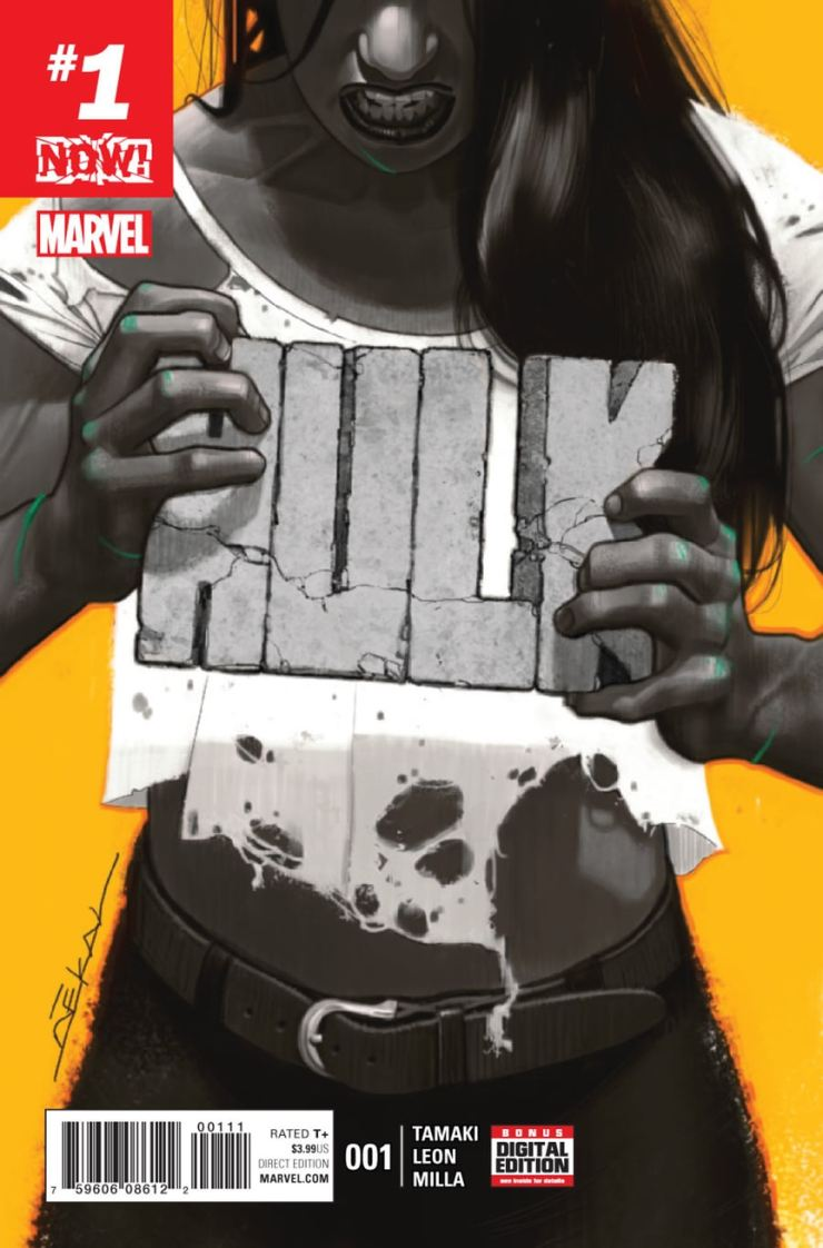 Hulk #1 Review