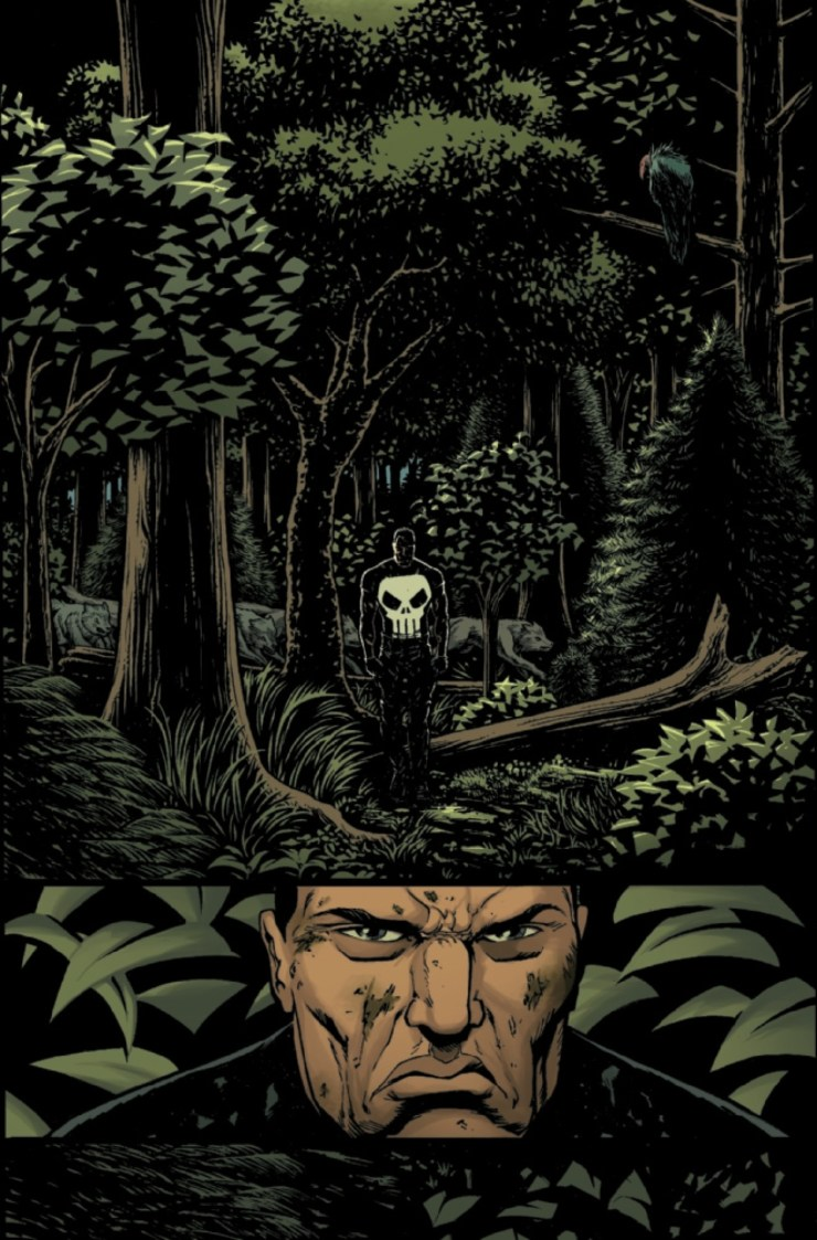 The Punisher #7 Review