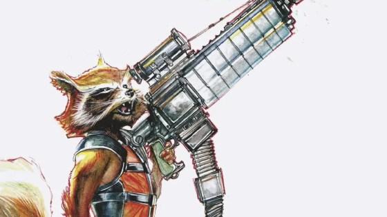 Marvel Preview: Rocket Raccoon #1