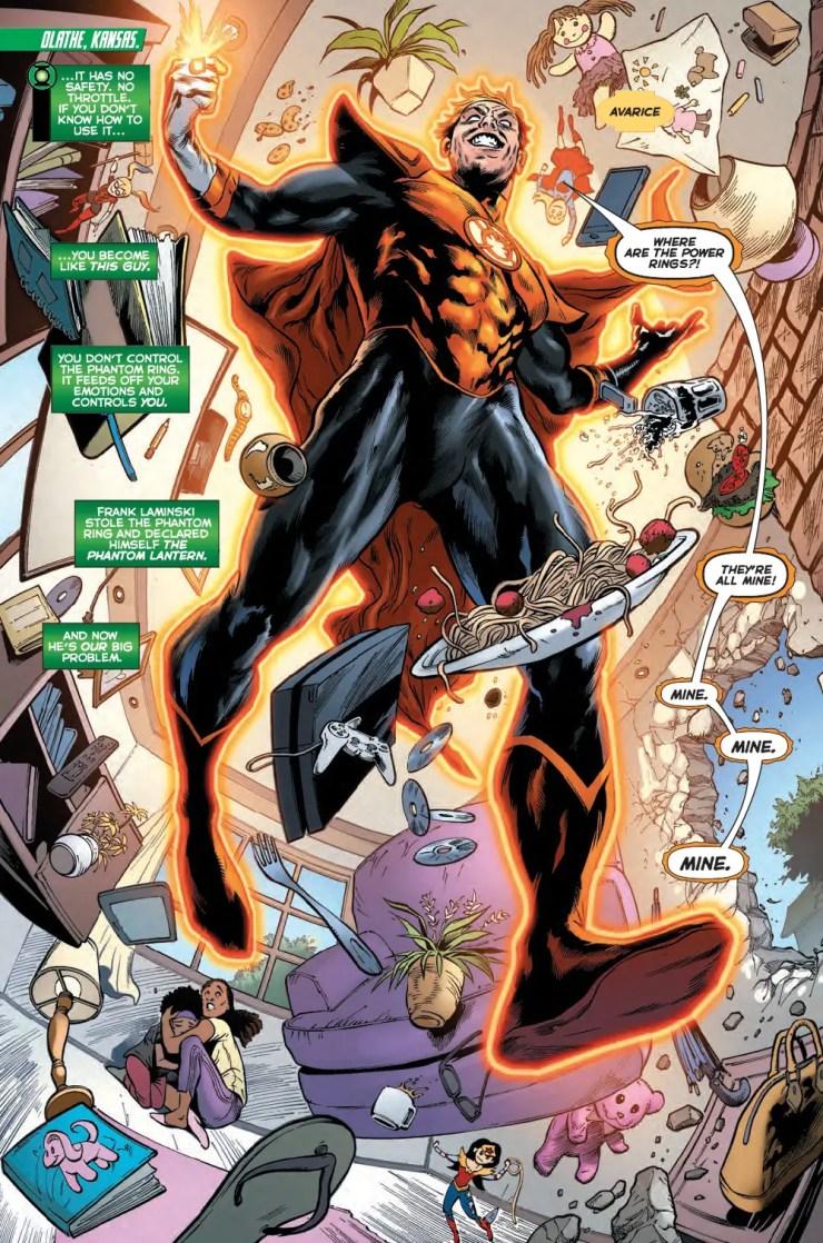 Green Lanterns #12 Review