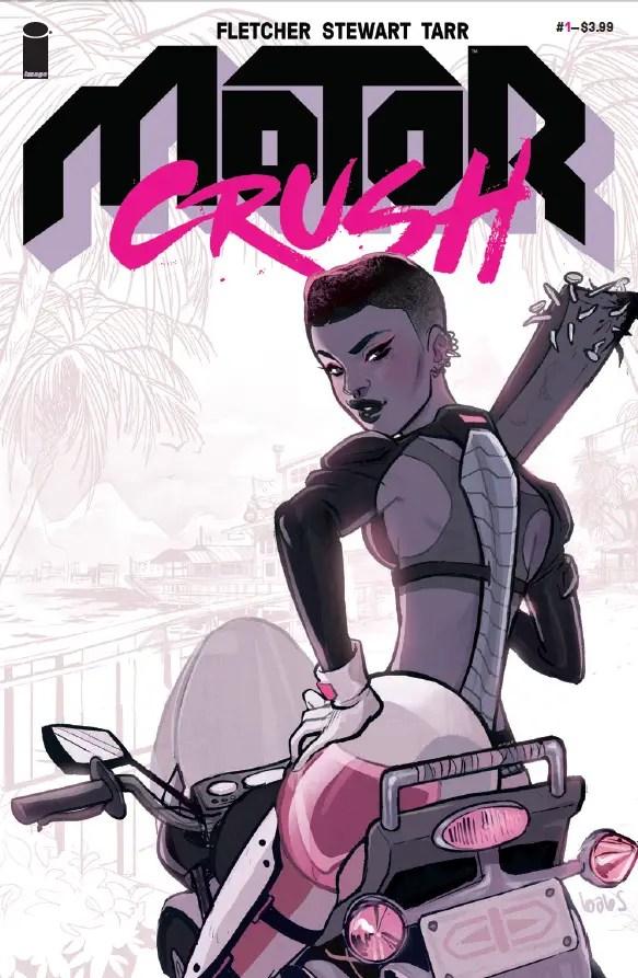 Motor Crush #1 Review