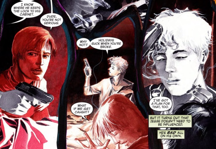 Lucifer #13 Review