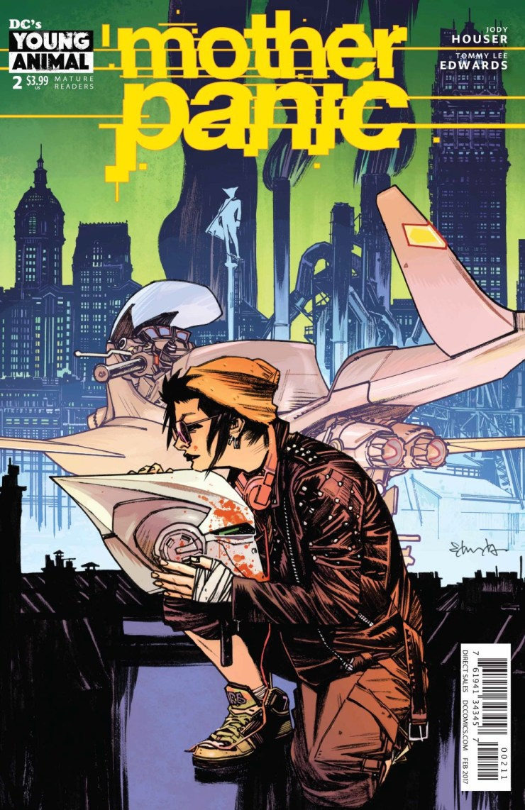 Mother Panic #2 Review