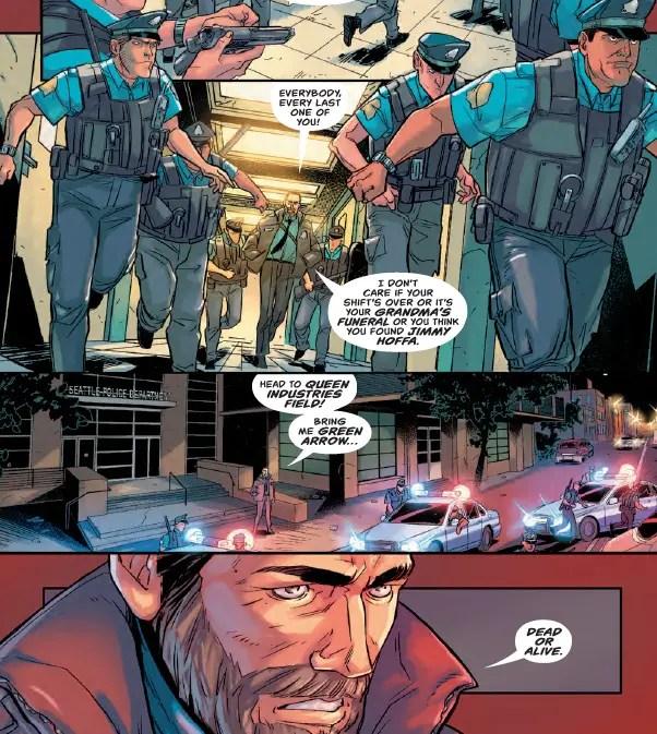 Green Arrow #14 Review