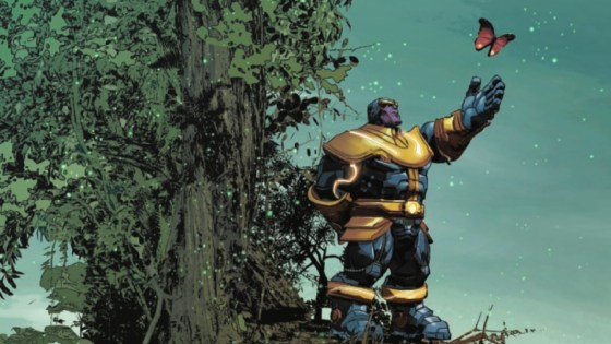 Marvel Preview: Thanos #2