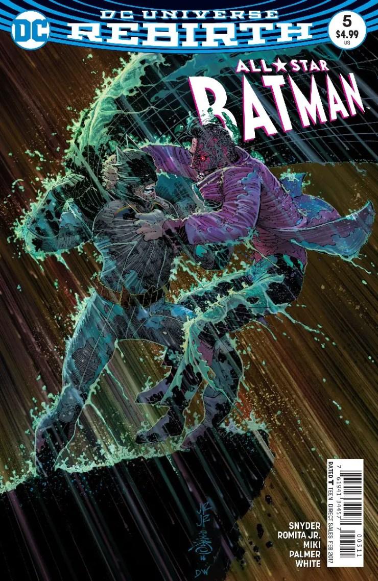 all-star-batman-5-cover