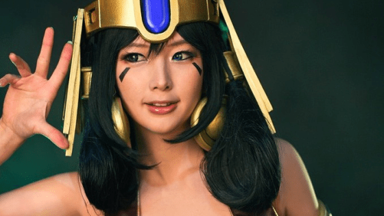 Sid Meier's Civilization: Nefertiti Cosplay by Doremi