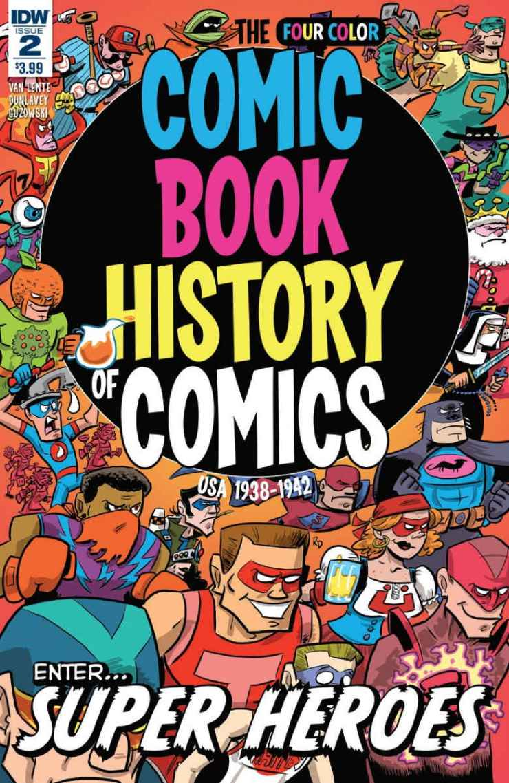 Comic Book History of Comics #2 Review