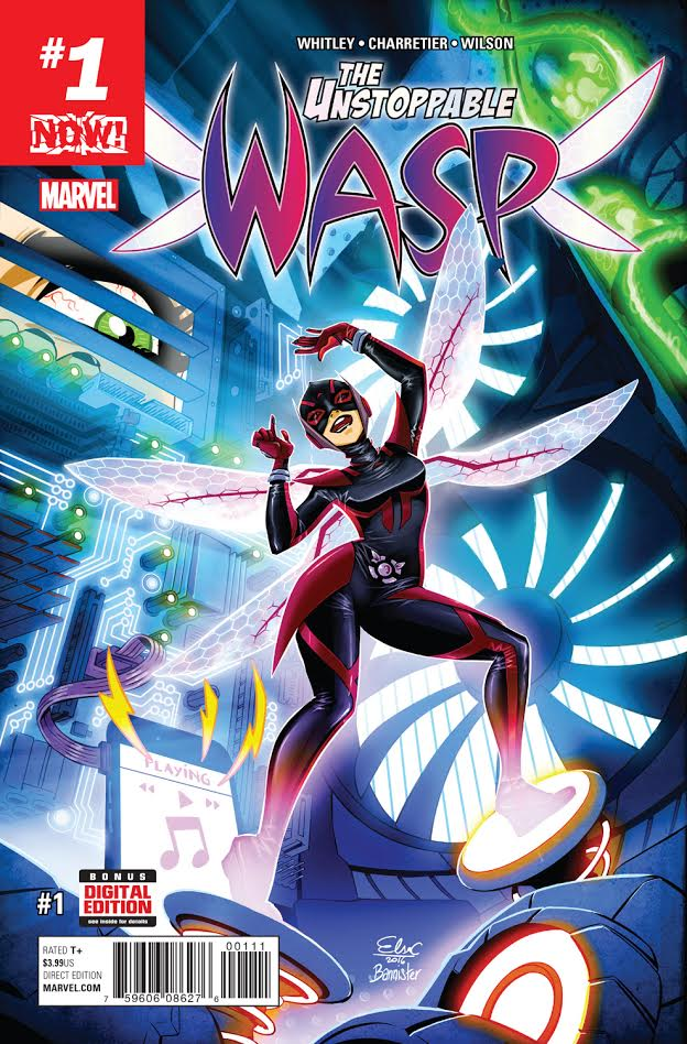 3 Reasons why 'The Unstoppable Wasp: G.I.R.L. Power' is cutting-edge good