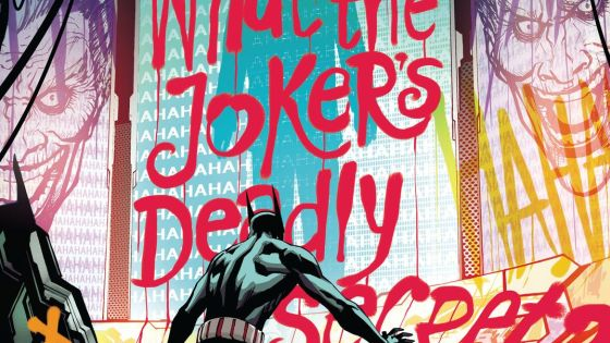 Dan Jurgens continues the Batman Beyond Rebirth we all want to see succeed as this issue brings a newly risen Joker vs. Terry McGinnis storyline to the table.