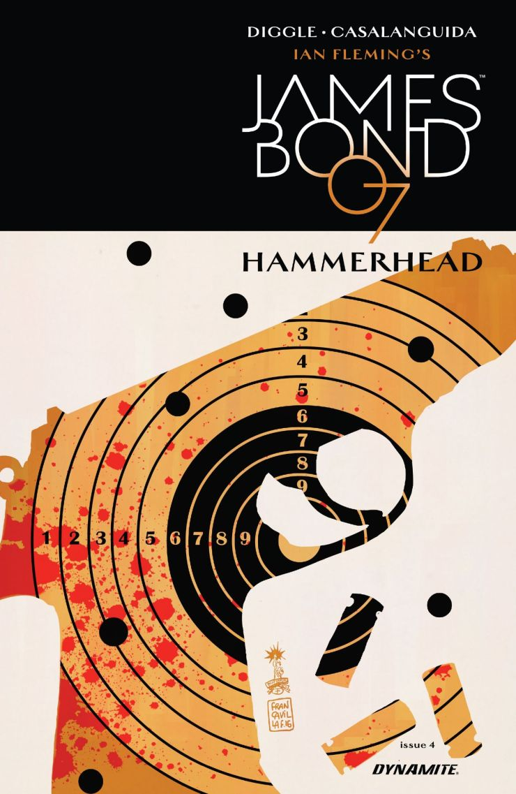 James Bond: Hammerhead #4 Review