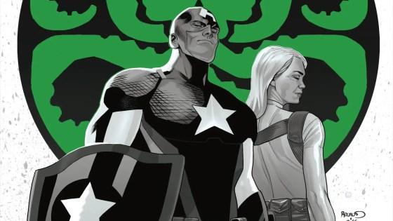 Marvel Preview: Captain America: Steve Rogers #10