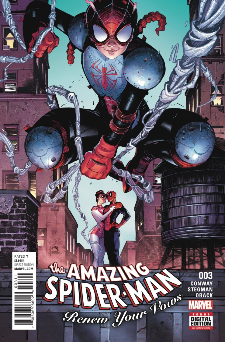 Amazing Spider-Man: Renew Your Vows #3 Review
