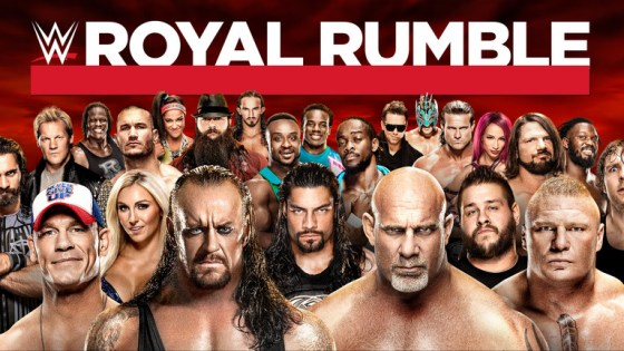 The 2017 Royal Rumble Drinking Game