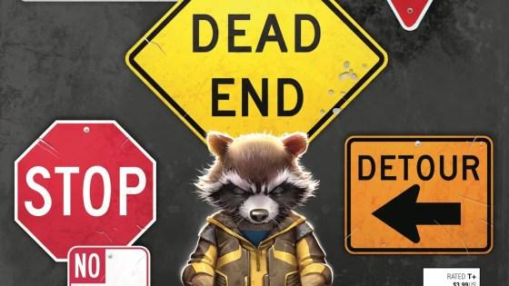 Marvel Preview: Rocket Raccoon #2
