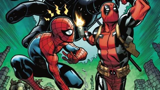 Marvel Preview: Spider-Man/Deadpool #13