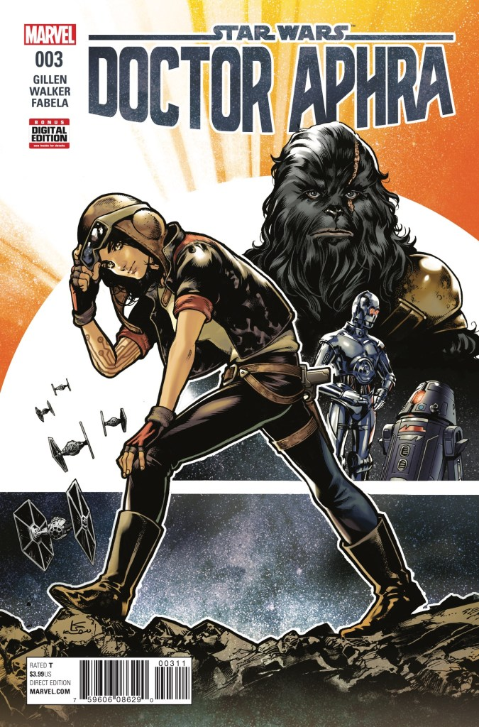 Star Wars: Doctor Aphra #3 Review