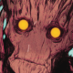 The forests of the Earth vary…from prickly pines to bearers of fruit…but now they're home to a new tree…who tells me that his name is Groot.