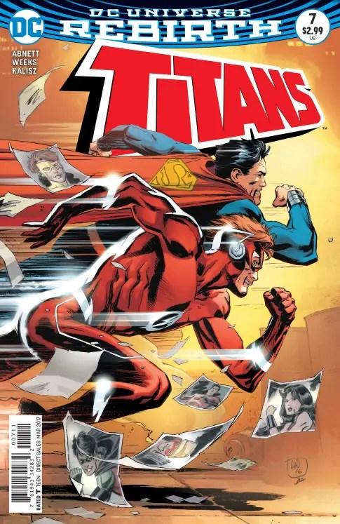 Titans #7 Review