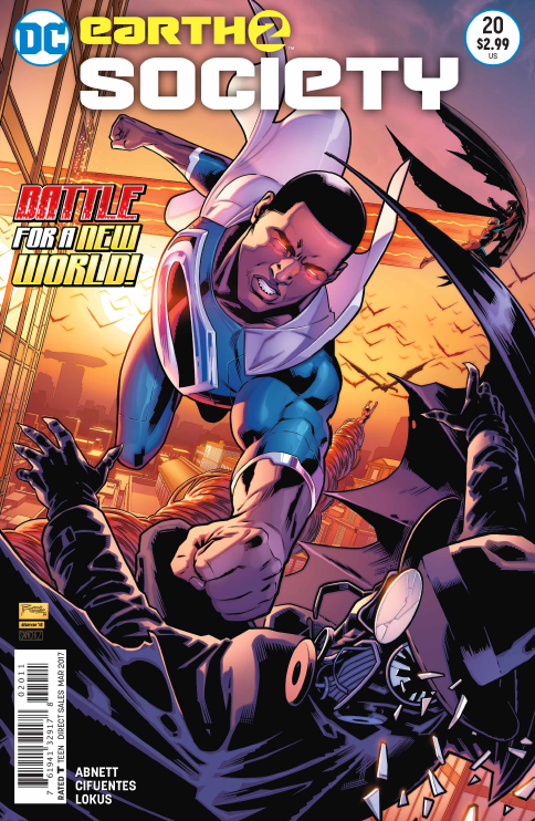 Earth 2: Society #20 Review