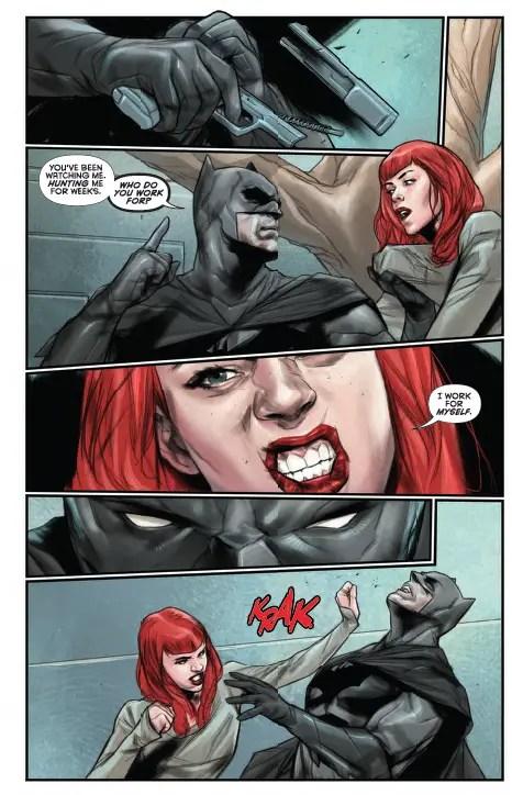 Detective Comics #949 Review