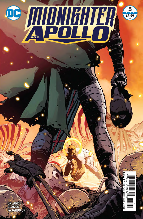 Midnighter and Apollo #5 Review