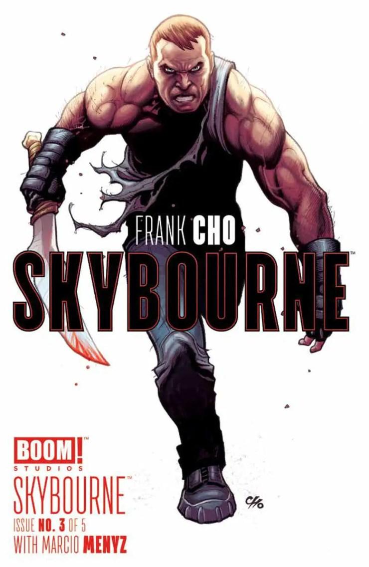 Skybourne #3 Review