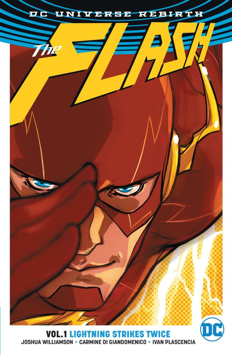 The Flash Vol. 1 Cover