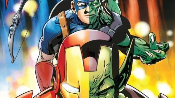 Avengers K - Book Four: Secret Invasion Review