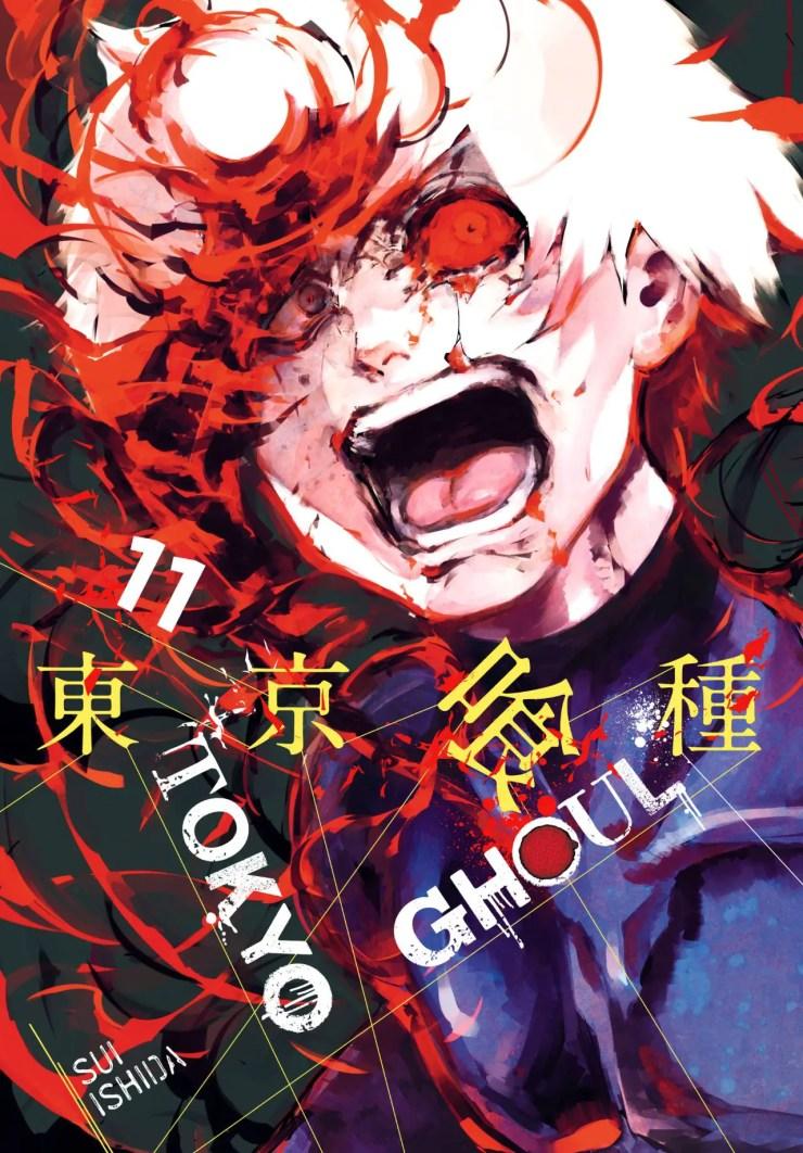Tokyo Ghoul Vol. 11 Review