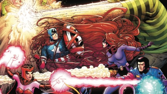 Avengers #4.1 Review